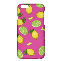 Lemons And Limes Pink Apple Iphone 6 Plus/6s Plus Hardshell Case