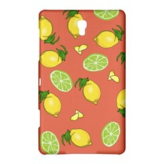Lemons And Limes Peach Samsung Galaxy Tab S (8 4 ) Hardshell Case