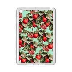 Fruit Branches Green Ipad Mini 2 Enamel Coated Cases by snowwhitegirl