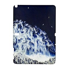 Blue Waves Sea Samsung Galaxy Note 10 1 (p600) Hardshell Case