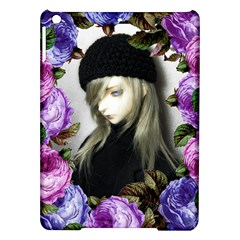 Doll Floral Ipad Air Hardshell Cases