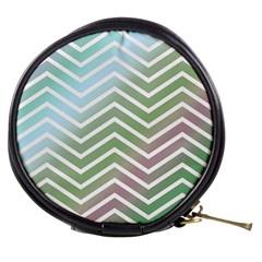 Ombre Zigzag 02 Mini Makeup Bags