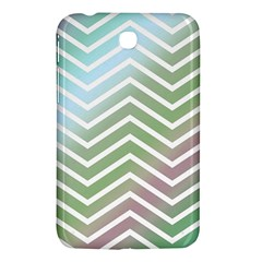 Ombre Zigzag 02 Samsung Galaxy Tab 3 (7 ) P3200 Hardshell Case