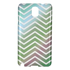 Ombre Zigzag 02 Samsung Galaxy Note 3 N9005 Hardshell Case
