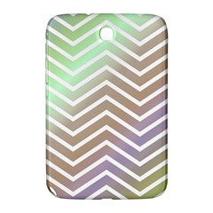 Ombre Zigzag 03 Samsung Galaxy Note 8 0 N5100 Hardshell Case
