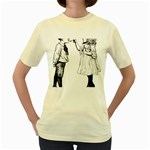 1273488150 Women s Yellow T-Shirt