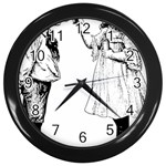 1273488150 Wall Clock (Black)