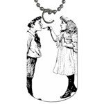 1273488150 Dog Tag (One Side)