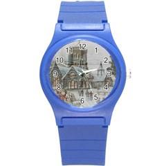 Santa Claus 1845749 1920 Round Plastic Sport Watch (s)