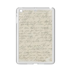 Handwritten Letter 2 Ipad Mini 2 Enamel Coated Cases