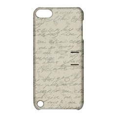 Handwritten Letter 2 Apple Ipod Touch 5 Hardshell Case With Stand by vintage2030