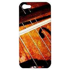 Cello Performs Classic Music Apple Iphone 5 Hardshell Case