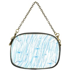 Let It Rain Chain Purse (two Sides)