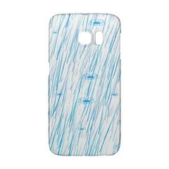 Let It Rain Samsung Galaxy S6 Edge Hardshell Case