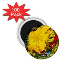 Yellow Chik 1 75  Magnets (100 Pack)