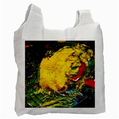 Yellow Chik Recycle Bag (two Side)