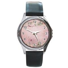 Cracks 2001002 960 720 Round Metal Watch