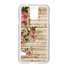 On Wood 2226067 1920 Samsung Galaxy S5 Case (white)