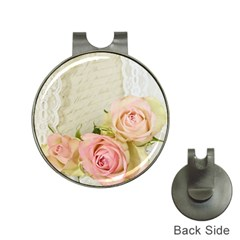 Roses 2218680 960 720 Hat Clips With Golf Markers by vintage2030