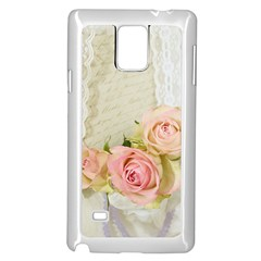 Roses 2218680 960 720 Samsung Galaxy Note 4 Case (white)
