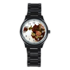 Shabby 1814373 960 720 Stainless Steel Round Watch
