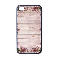 On Wood 1975944 1920 Apple Iphone 4 Case (black)