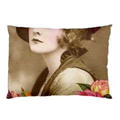 Vintage 1646083 1920 Pillow Case (two Sides)