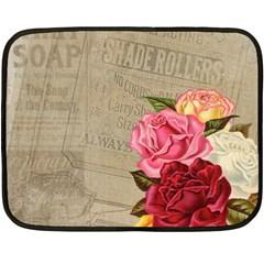 Flower 1646069 1920 Double Sided Fleece Blanket (mini)
