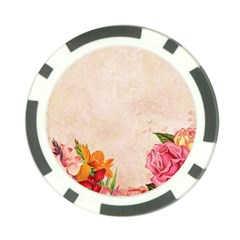 Flower 1646045 1920 Poker Chip Card Guard (10 Pack)