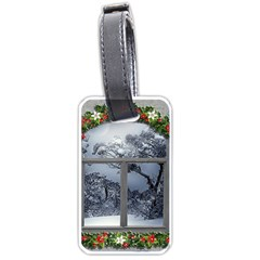 Winter 1660924 1920 Luggage Tags (one Side)