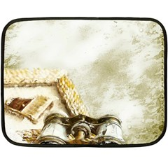 Background 1660942 1920 Fleece Blanket (mini)