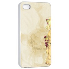 Background 1659622 1920 Apple Iphone 4/4s Seamless Case (white)