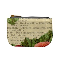 Flowers 1776422 1920 Mini Coin Purse