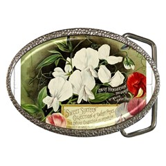Flowers 1776617 1920 Belt Buckles