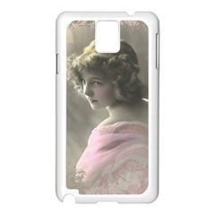 Vintage 1501529 1920 Samsung Galaxy Note 3 N9005 Case (white)