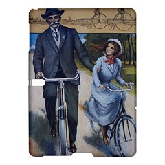 Couple On Bicycle Samsung Galaxy Tab S (10 5 ) Hardshell Case