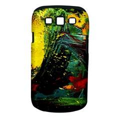 Yellow Chik 2 Samsung Galaxy S Iii Classic Hardshell Case (pc+silicone)