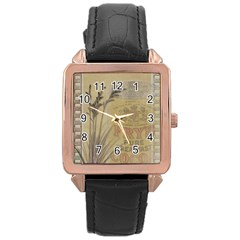 Background 1770118 1920 Rose Gold Leather Watch