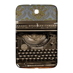 Typewriter Samsung Galaxy Note 8 0 N5100 Hardshell Case
