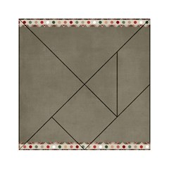 Background 1706644 1920 Acrylic Tangram Puzzle (6  X 6 ) by vintage2030