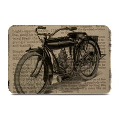 Bicycle Letter Plate Mats
