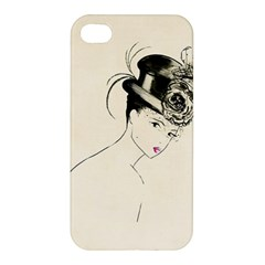 Vintage 2517507 1920 Apple Iphone 4/4s Premium Hardshell Case