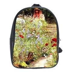 Scenery School Bag (xl)