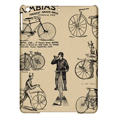 Victorian Bicycles Ipad Air Hardshell Cases