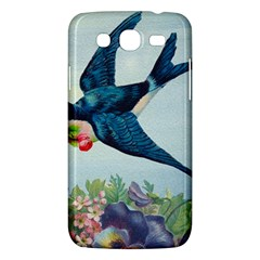 Blue Bird Samsung Galaxy Mega 5 8 I9152 Hardshell Case