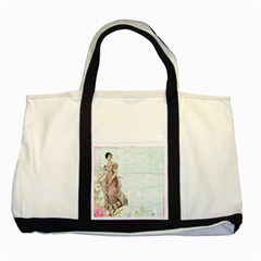 Background 1426677 1920 Two Tone Tote Bag