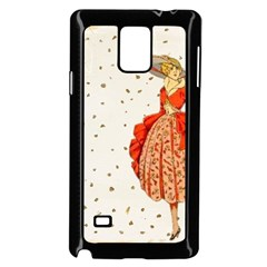 Background 1426676 1920 Samsung Galaxy Note 4 Case (black)