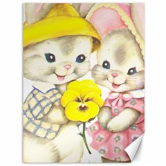 Rabbits 1731749 1920 Canvas 36  X 48