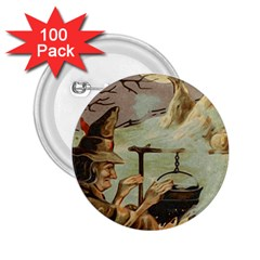 Witch 1461958 1920 2 25  Buttons (100 Pack)