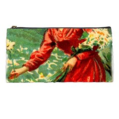Lady 1334282 1920 Pencil Cases by vintage2030